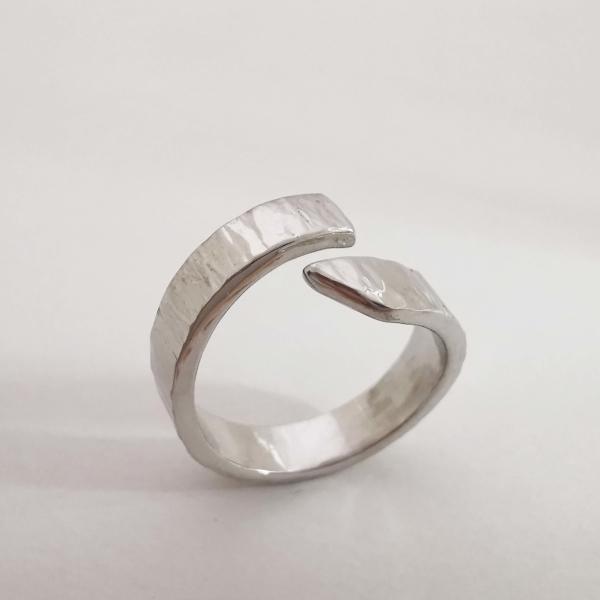 bague anneau ruban